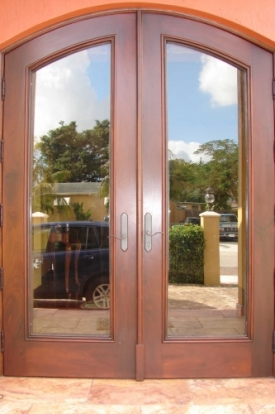 Mahogany exterior doors miami fl for Exterior doors miami
