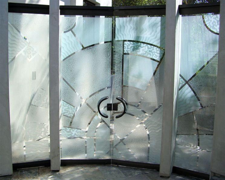 matrix all glass entry doors sidelites