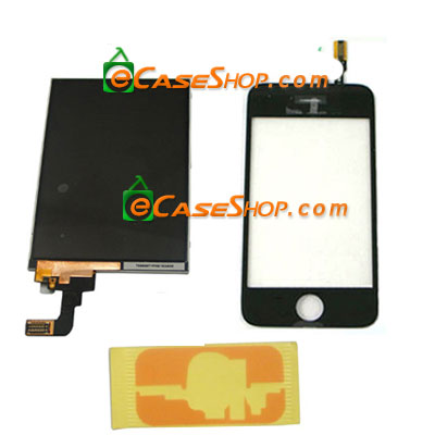 iPhone 3G LCD Screen Display +Touch Screen
