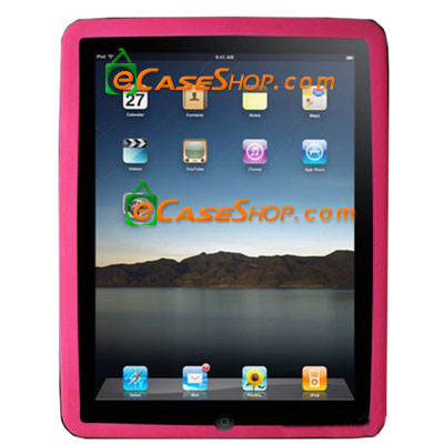 Lithe Silicone Cover For Apple iPad Pink