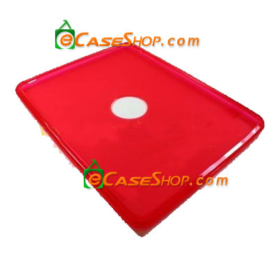 Apple iPad Crystal Skin Hard Case Red
