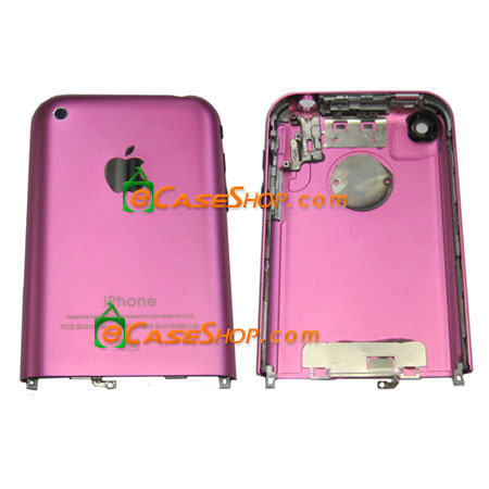 Pink Replacement iPhone 2G 16GB Back Housing