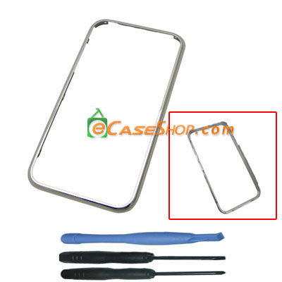 iPhone 2G Chrome Bezel Frame Cover