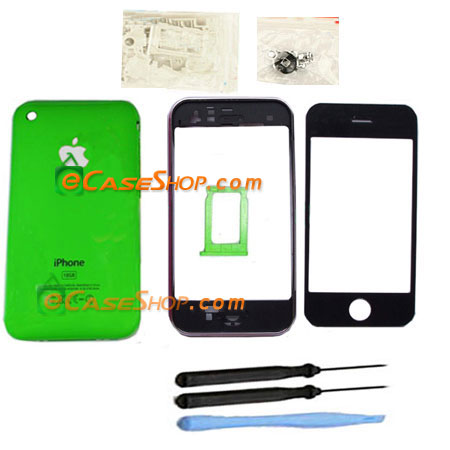 Apple iPhone 3G Faceplate Cover Replacement