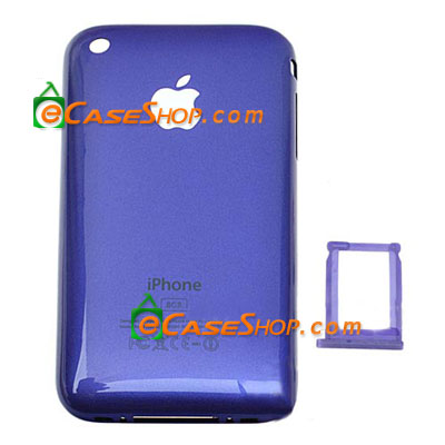 iPhone 3G Rear Panel for Apple iPhone 3G 8GB Blue