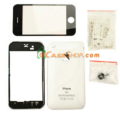 Replacement Housing for iPhone 3G 8GB White