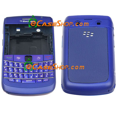 Blackberry 9700 Faceplate Housing Cover Blue
