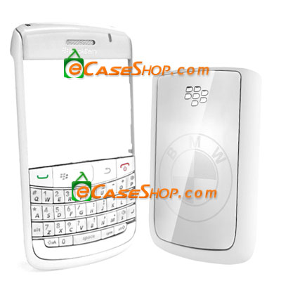 Blackberry Bold 9700 Housing Faceplate + BMW Back