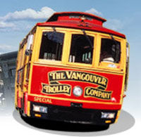 Vancouver Trolley Hop-on-hop-off Tour