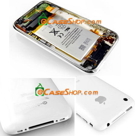 Back Housing Cover Assembly Bezel for iPhone 3GS