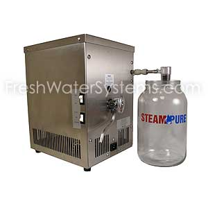 Steampure Countertop Water Distiller