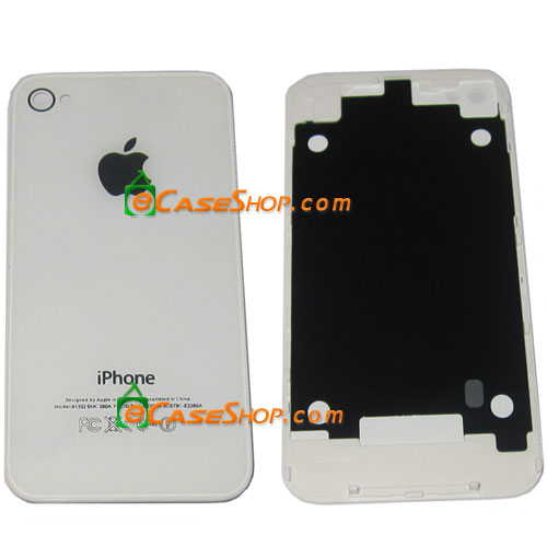 iPhone 4 Battery Cover with Back Plate Housing