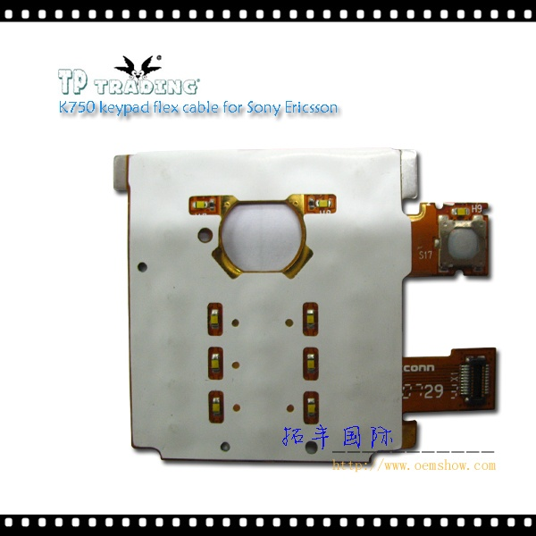 K750 keypad flex cable for Sony Ericsson