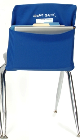 large 17 inch seat sack sized web small