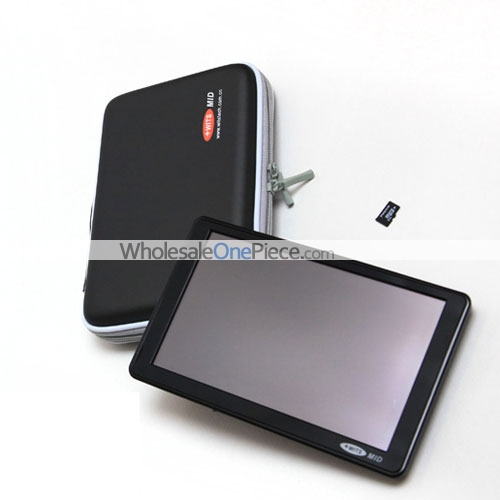 network tablet pc mid witstech a81h 7 inch froyo android 2 2 gps wifi bluetooth
