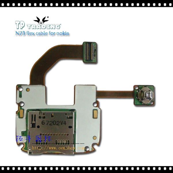 N73 flex cable for nokia