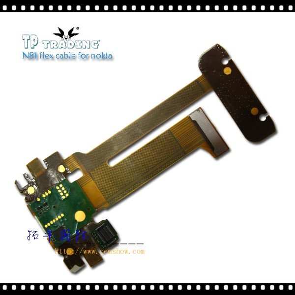 N81 flex cable for nokia