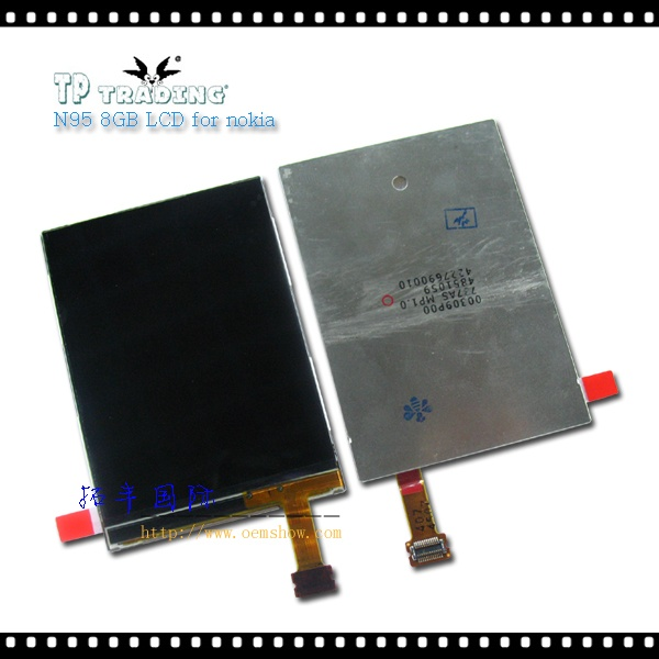 N95 8GB LCD for nokia