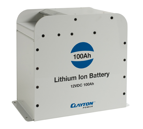 Lithium Ion Battery >> 100Ah Lithium Ion Battery (12VDC)