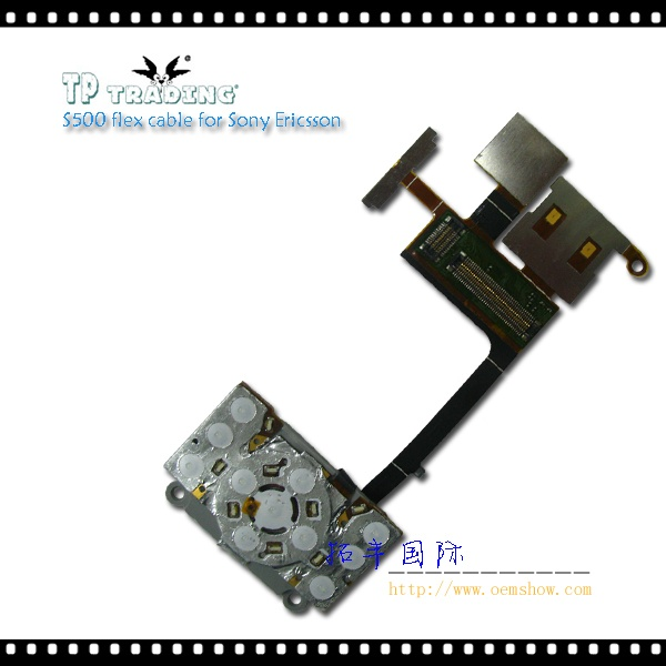 S500 flex cable for Sony Ericsson