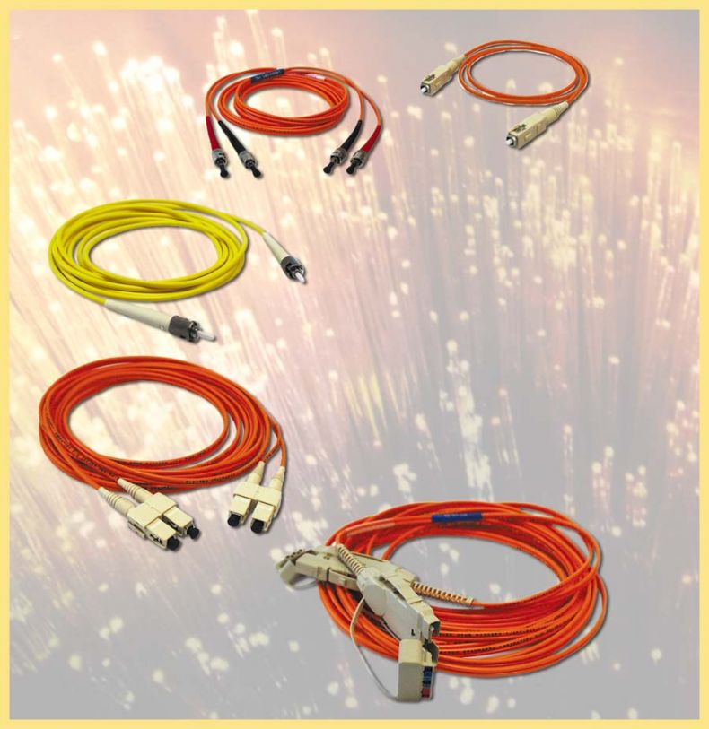 Fiber Cables for Model 6270 and all applications