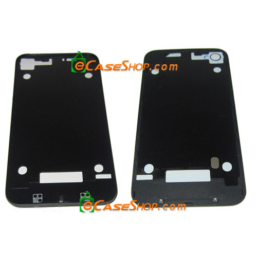 iPhone 4 Back Cover Frame Holder Replacement Black