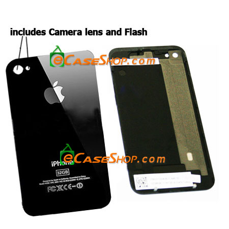 Black iPhone 4G 32GB Battery Rear Case Housing