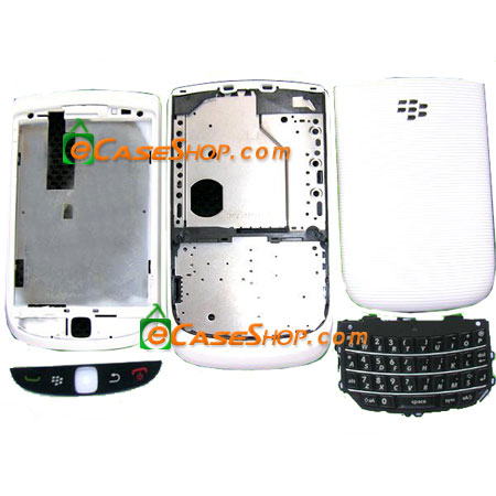 Blackberry Torch 9800 Housing Faceplate Cover