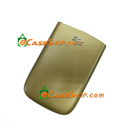 Blackberry Torch 9800 Back Cover Housing Gold