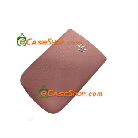 Blackberry Torch 9800 Battery Cover Pink