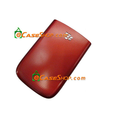 Battery Back Cover for Blackberry Torch 9800 Red