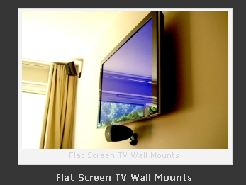 flat screen tv wall mounts