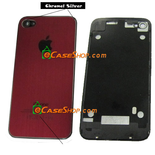 iPhone 4 Battery Back Cover Replacement Red