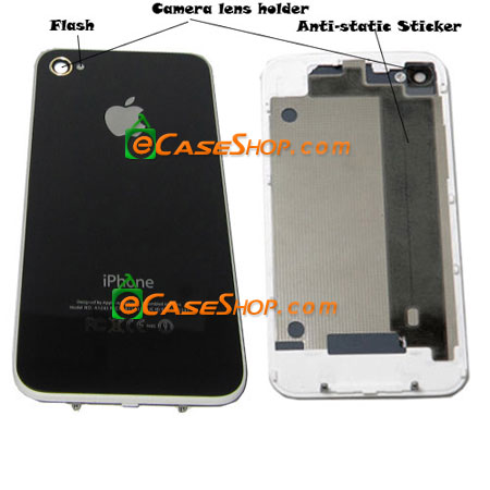 iPhone 4 Replacement Back Glass Cover