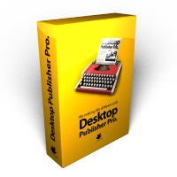 Desktop Publisher Pro Box image