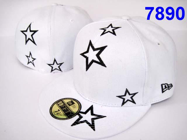 Wholesale Black White Fitted New Era Hat