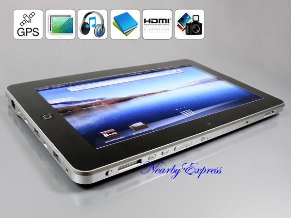 Factory Direct Android Tablet - 10 Inch SuperPad for Dropship Sellers