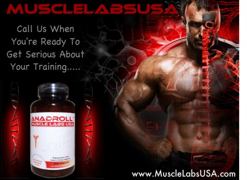 Anadrol Muscle Labs USA