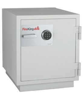 FireKing DM1413-3PL 3-Hour Fire with Impact-Rated Data Safe