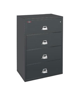 FireKing 4-3122-C Lateral File Filing Cabinet