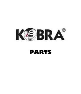 Kobra 02-105A Chamber Inlet Door and Hinge Assembly for Cyclone Shredder