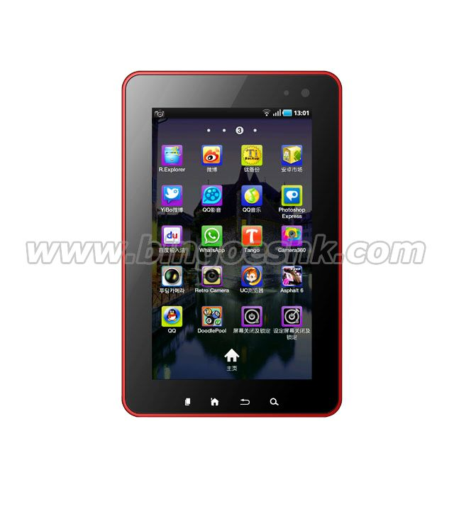7''Android NEC A9 Dual core 3G WCDMA Phone mid 2